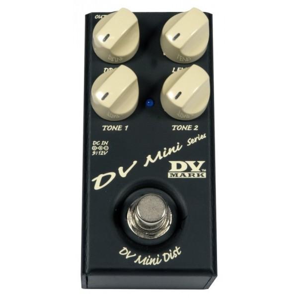 Гитарные педали эффектов DV Mark DV Mini Dist - 1
