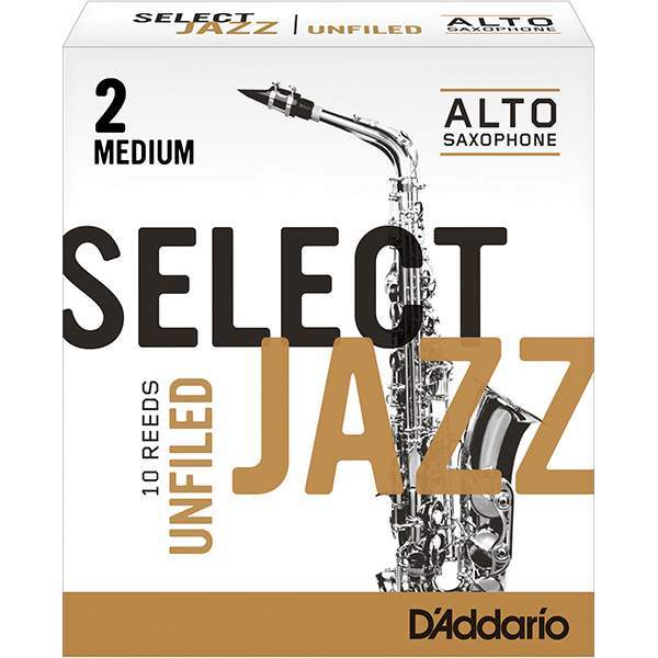 Rico RRS10ASX2M Select Jazz