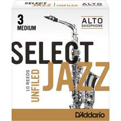 Rico RRS10ASX3M Select Jazz
