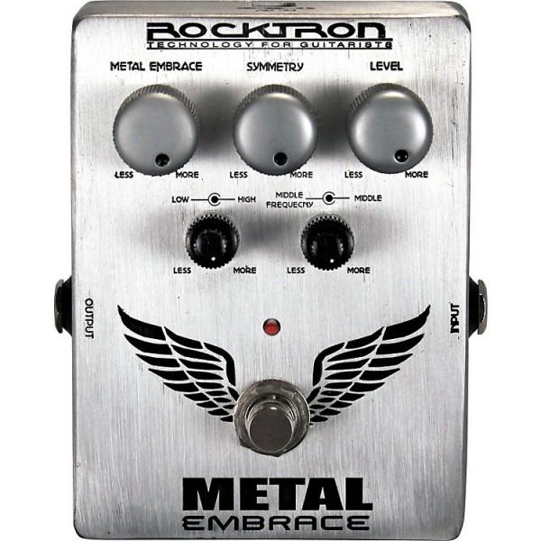 Гитарные педали эффектов Rocktron Metal Embrace Distortion - 1