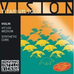 Thomastik VIT100 Vision Titanium Solo