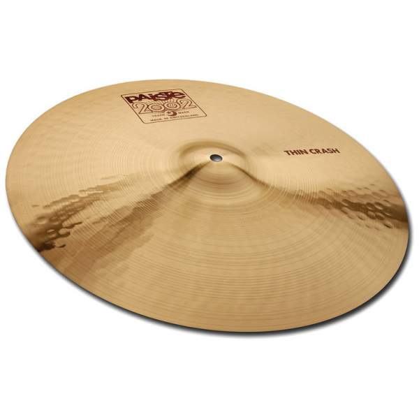 Paiste 0001061216 2002 Thin Crash