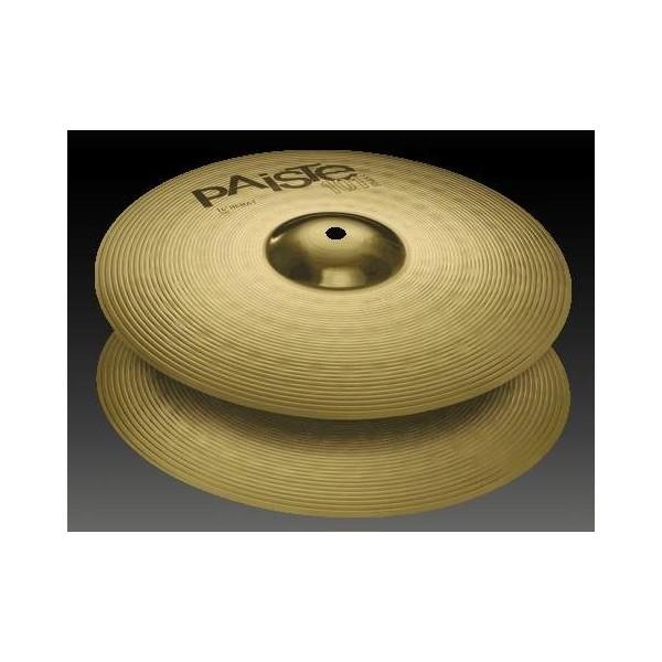 Paiste 0000144114 101 Brass Hi-Hat