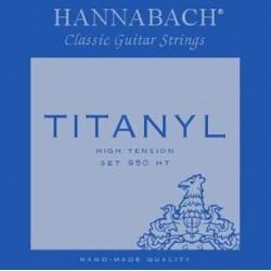 Hannabach 950HT TYTANIL