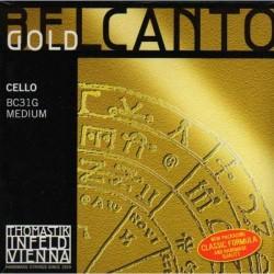 Thomastik BC31G Belcanto Gold