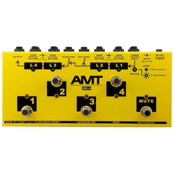 0bd55952d1a AMT electronics GR-4 купить гитарную педаль эффектов в Москве и с ...