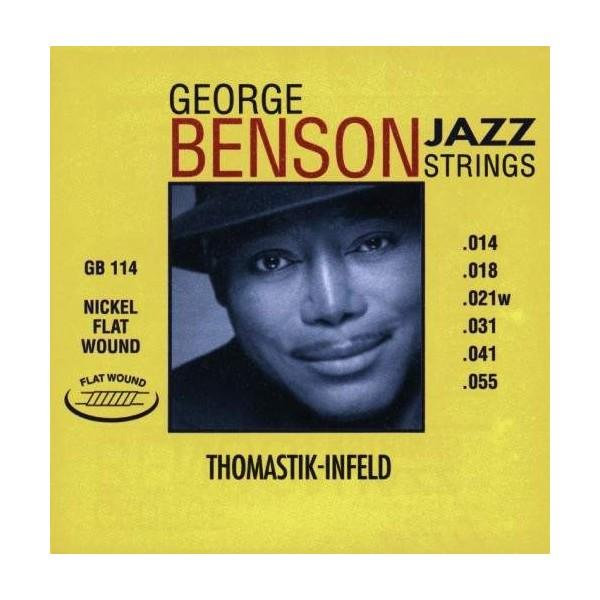 Thomastik GB114 George Benson Jazz