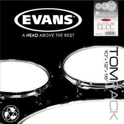 Evans ETP-EC2SCTD-R EC2 Rock