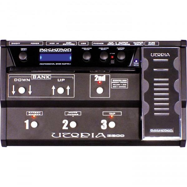 Гитарные процессоры Rocktron Utopia B200 - 1