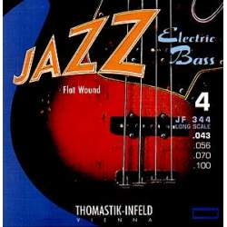 Thomastik JF344 Jazz Flat Wound