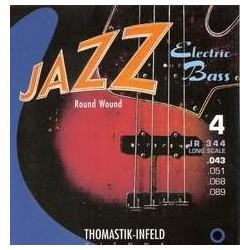 Thomastik JR344 Jazz Round Wound