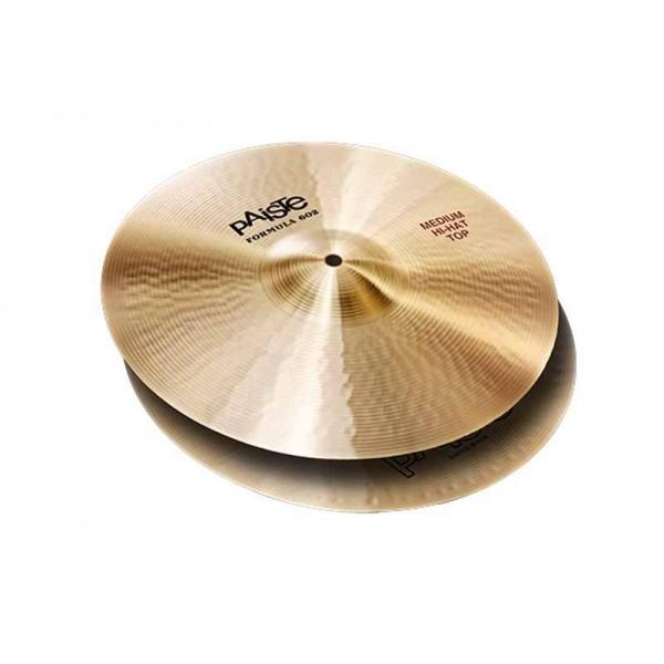 Paiste 0001043714 Formula 602 Classic Sounds Medium Hi-Hat