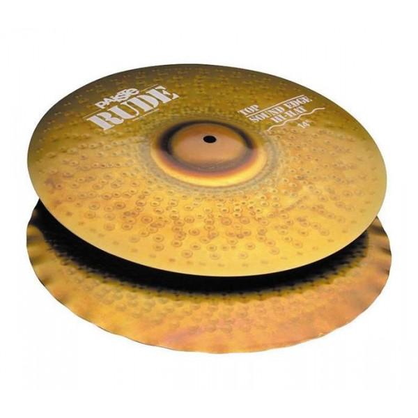Paiste 0001123114 RUDE Classic Sound Edge Hi-Hat