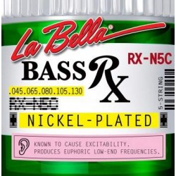La Bella RX-N5C RX – Nickel