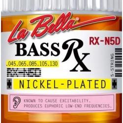 La Bella RX-N5D RX – Nickel