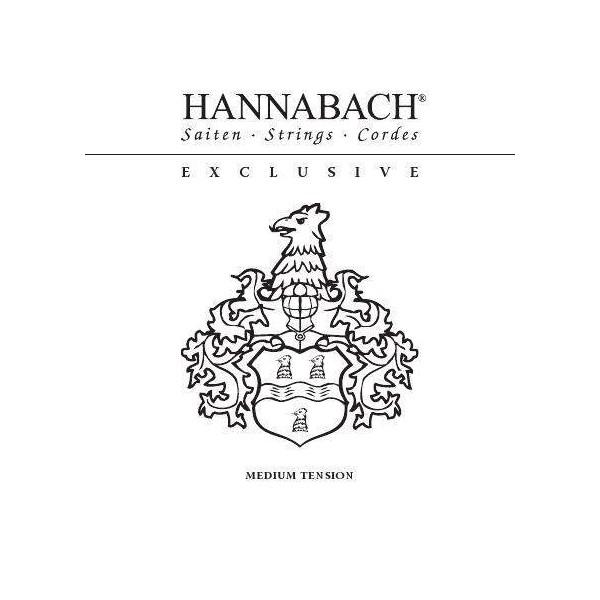 Hannabach EXCLMT Exclusive Black