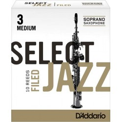 Rico RSF10SSX3M Select Jazz