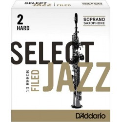 Rico RSF10SSX2H Select Jazz