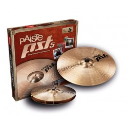 Paiste 000068ES14 New PST 5 Essential Set