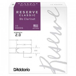 Rico DCT1020 Reserve Classic
