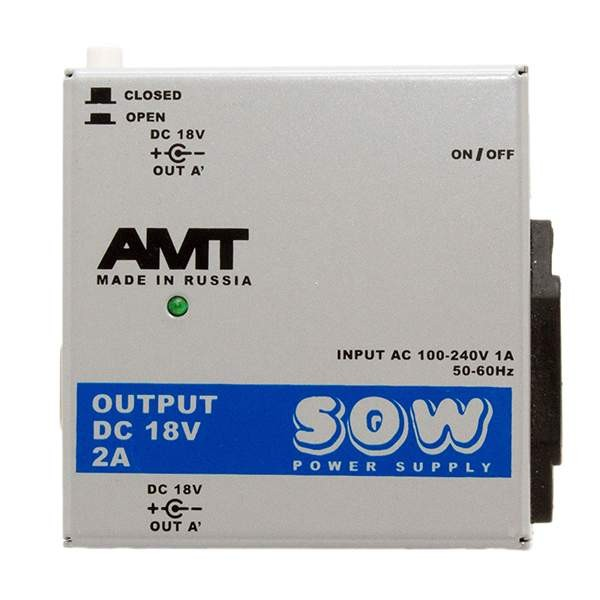 AMT electronics PSACDC18 SOW PS-1