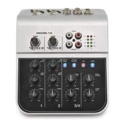 Компактные микшерные пульты Soundking MIX02-1A - 1