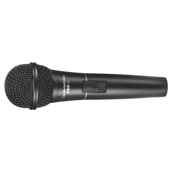 Вокальные микрофоны Audio-Technica PRO41 - 1