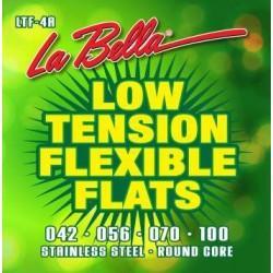 La Bella LTF-4A Low Tension Flexible Flats