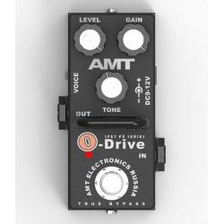 Гитарные педали эффектов AMT electronics OD-2 O-Drive mini - 1