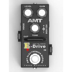 Гитарные педали эффектов AMT electronics ED-2 E-Drive mini - 1