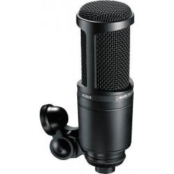 Студийные конденсаторные микрофоны Audio-Technica AT2020 - 1