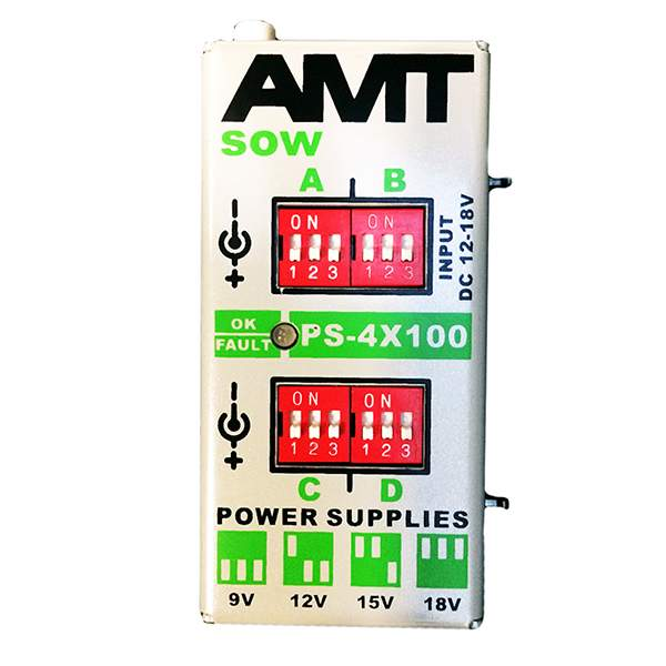 AMT electronics PS4-100 SOW PS-4x100mA