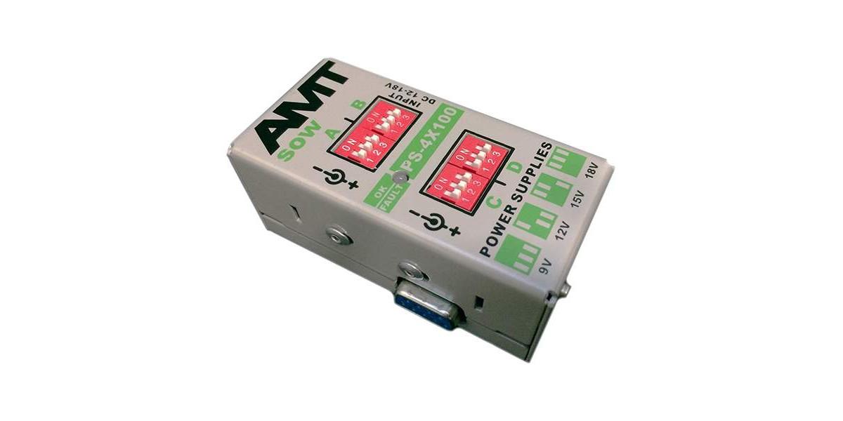 28658767e14 AMT electronics PS4-100 SOW PS-4x100mA купить в Москве и Санкт ...