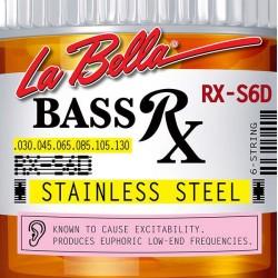 La Bella RX-S6D RX – Stainless