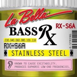 La Bella RX-S6A RX – Stainless