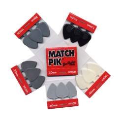 Dunlop 448R1.0 Match Pik Nylon