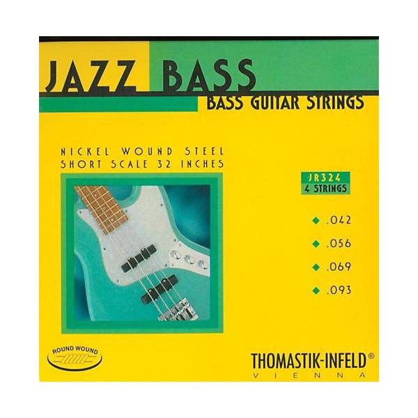 Thomastik JR324 Jazz Round Wound