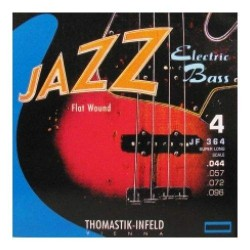Thomastik JF364 Jazz Flat Wound
