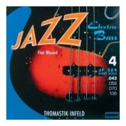 Thomastik JF324 Jazz Flat Wound