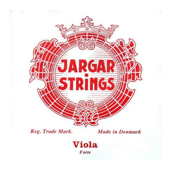 Jargar Strings Viola-Set-Red Classic