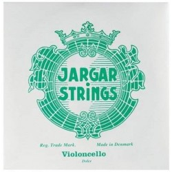 Jargar Strings Cello-Set-Green Classic
