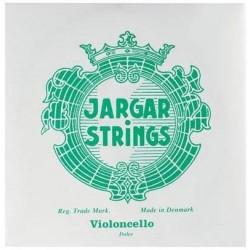 Jargar Strings Cello-Set-Green Classic