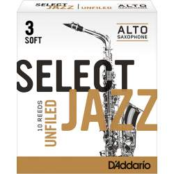 Rico RRS10ASX3S Select Jazz
