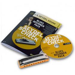 Seydel Sohne 40020 Soundcheck Vol.1 STEEL - Blues Beginner Pack
