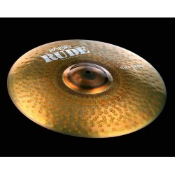 Paiste 0001127717 Rude Wild Crash