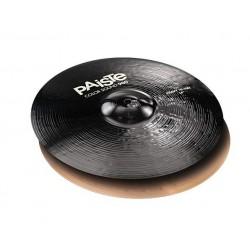 Paiste 0001913414 Color Sound 900 Black Heavy Hi-Hat