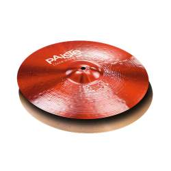 Paiste 0001923414 Color Sound 900 Red Heavy Hi-Hat