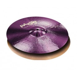 Paiste 0001943414 Color Sound 900 Purple Heavy Hi-Hat