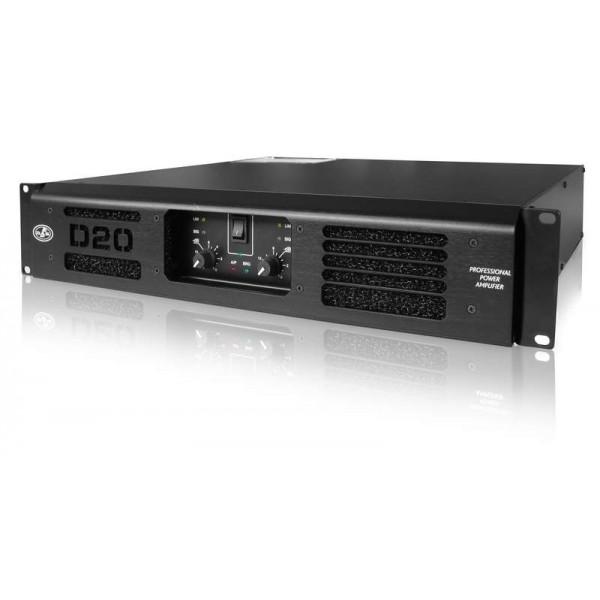 Усилители звука DAS Audio D-20 - 1