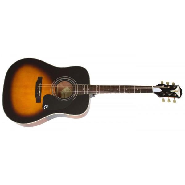 Epiphone Pro-1 Plus Acoustic Vintage Sunburst